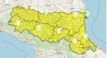 Ancora allerta gialla per temporali e grandine