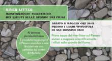 River litter: arriva a Modena il monitoraggio scientifico dei rifiuti lungo i fiumi