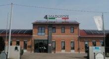 Parmigiano Reggiano, fatturato record e ampliamento dello spaccio per 4 Madonne Caseificio dell'Emilia