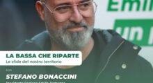 """""""La Bassa che riparte"""", Bonaccini a Mirandola il 17 giugno"""