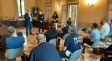 Polizia Locale, gli auguri dei sindaci di Ravarino, Nonantola, Bastiglia e Bomporto al nuovo Comandante Di Niquili