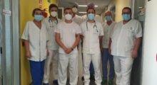 Gli ospedali di Mirandola e Pavullo tornano Covid-free