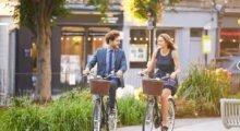 20 centesimi al chilometro se si va al lavoro a piedi o in bici