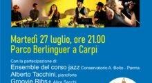 """""""Musica e Sport per Carpi"""" si presenta con un concerto"""