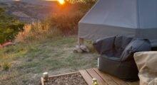 """Arriva """"Tipì"""": l'eco tenda per rilanciare il turismo locale in chiave green"""