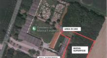Finale Emilia, possibile ampliamento del cimitero islamico di Massa Finalese